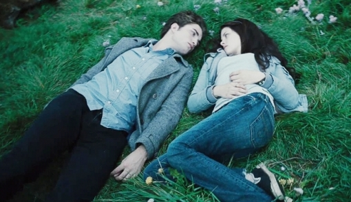 The glorious meadow will be re-visited in New Moon