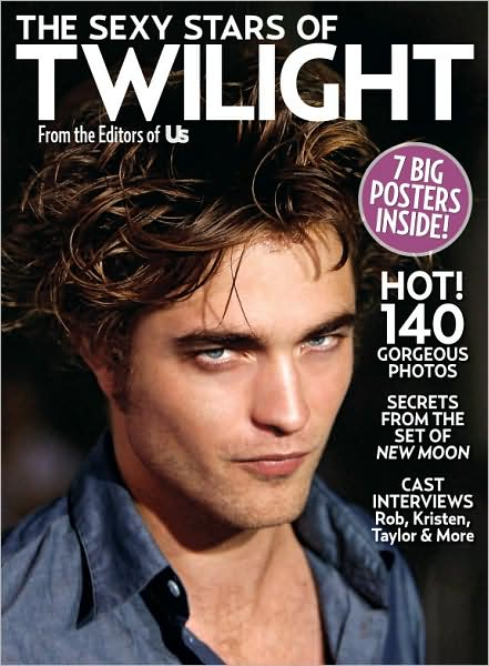 oh really? all the stars of twilight are sexy? you dont say