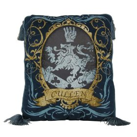 Cullen Crest throw pillow? YES PLEASE