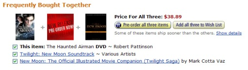 $12.99 for the soundtrack HOLLAAAA