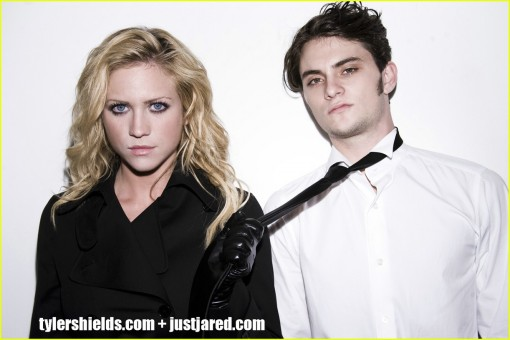 Brittany Snow with Shiloh Fernandez