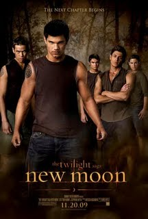 Jacob Black and his PACK