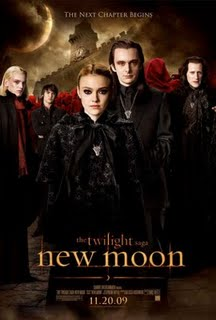 The Volturi headed by Jane and Aro