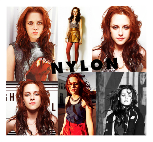 reddish Kstew earlier in the year, for Nylon
