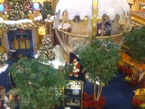Santa Station