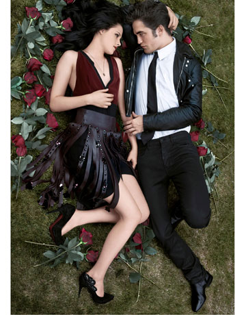 kristen stewart and robert pattinson photo shoot vanity fair. shoot for Vanity Fair